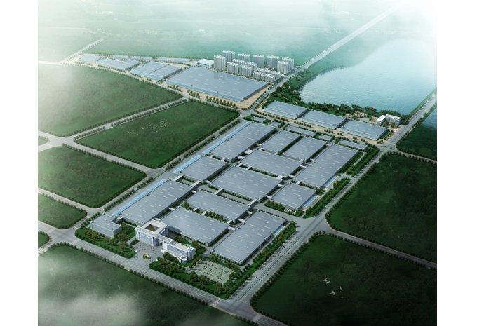 格力电器 - 工业建筑代表工程